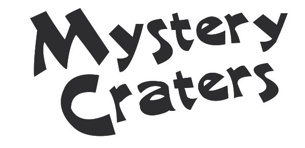 Mystery Craters